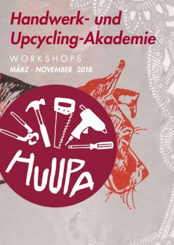 HuUpA! 2018 Programm online – Anmeldung ab jetzt!