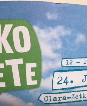 krimZkrams @ Ökofete am 24.06.