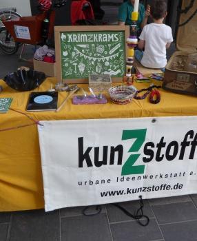 Markt der Müllvermeidung HTWK Leipzig