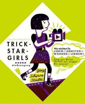 Trick-Star-Girls | Trickfilm-Workshop für 12 bis 16-jährige Mädchen