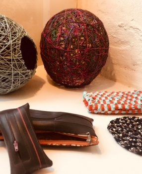 WORKSHOPREIHE: Upcycle it! Neue Dinge aus Restmaterialien ab 10.09.2018