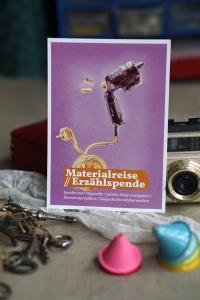 Materialreise // Erzählspende