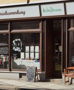 krimZkrams bis Januar 2021 geschlossen