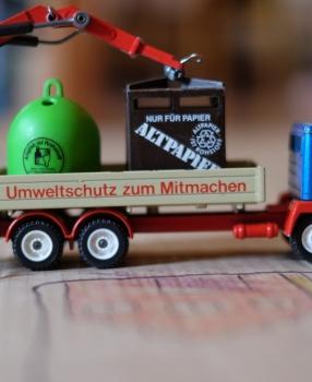Müll macht (Vor)Schule: Mülldetektive in Kindergärten und Schulen gesucht!!