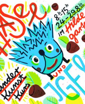 Kinderferienworkshop HASEL + IGEL