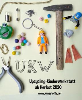 Upcycling-Kinderwerkstatt im krimZkrams ab Herbst 2020