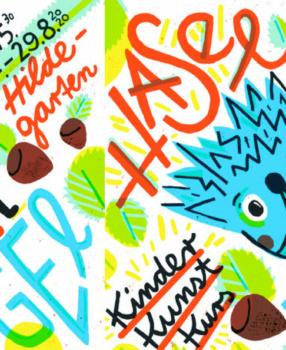 HASE + IGEL KinderKunstWorkshop // 2020