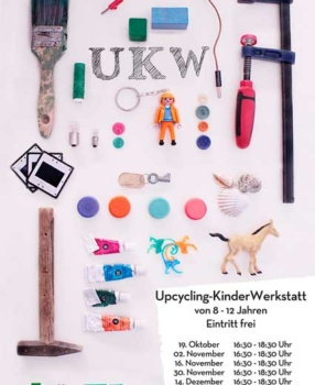 UKW – Upcycling-KinderWerkstatt im Herbst/Winter 2020