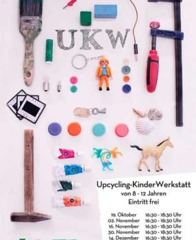Upcycling-KinderWerkstatt (UKW) 2021