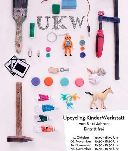 Upcyling-KinderWerkstatt (UKW) 2021