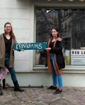 Ein Jahr krimZkrams Wurzen: Wir gehen, die Materialsammlung bleibt